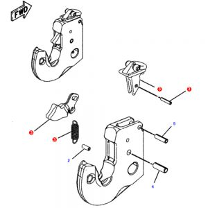 Challenger Linkage Parts